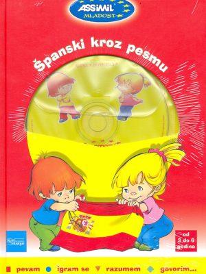 ŠPANSKI KROZ PESMU Assimil