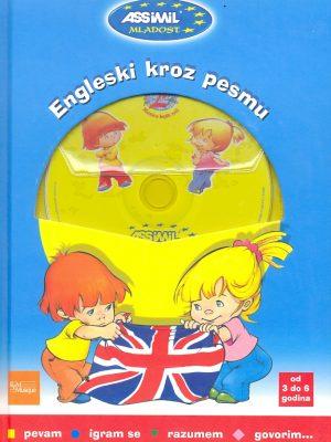 ENGLESKI KROZ PESMU Assimil