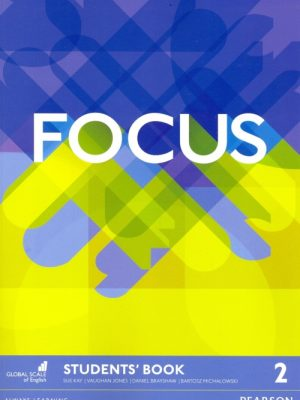 FOCUS 2 udžbenik