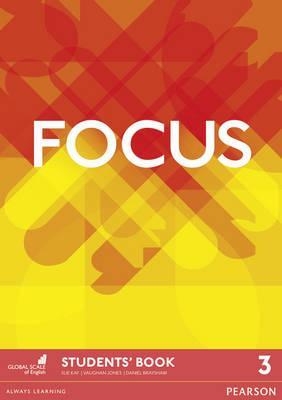 FOCUS 3 udžbenik