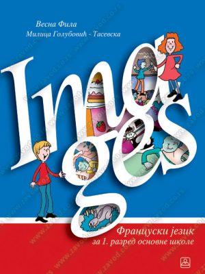 IMAGES 1 - udžbenik slikovnica i radna sveska 11542