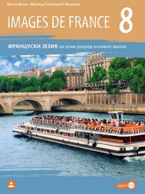 IMAGES DE FRANCE 8 - udžbenik 18640