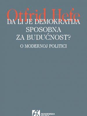 Da li je demokratija sposobna za budućnost?