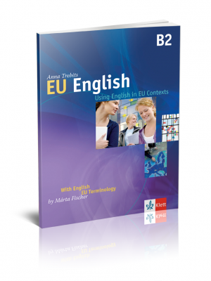 EU English B2 - udžbenik + CD