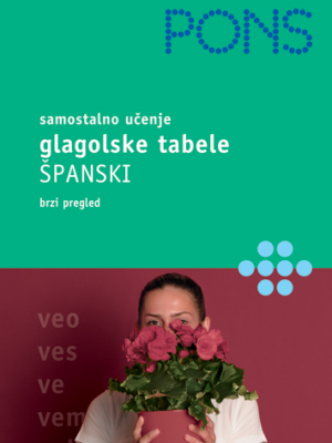 PONS Glagolske tabele - Španski