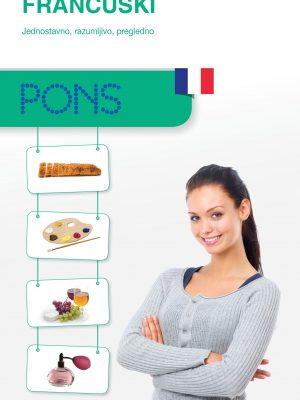 PONS Gramatika kratko & jasno - Francuski
