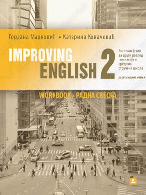 IMPROVING ENGLISH 2 - radna sveska 22031