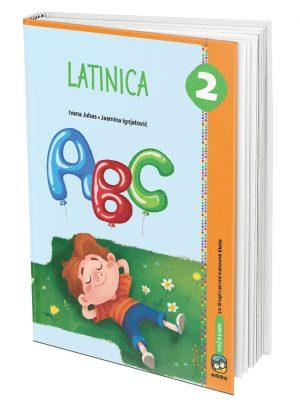LATINICA 2 udžbenik