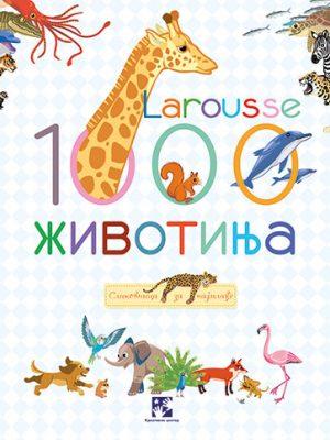Larousse 1000 ŽIVOTINJA