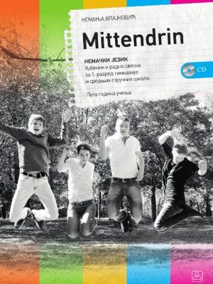 MITTENDRIN - udžbenik i radna sveska + CD 21149