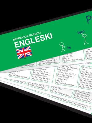 PONS Nepravilni glagoli engleski