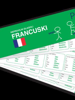 PONS Nepravilni glagoli francuski