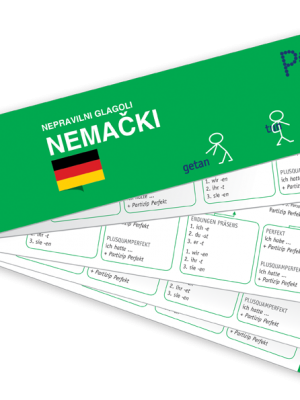 PONS Nepravilni glagoli nemački
