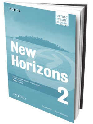 New Horizons 2 - radna sveska