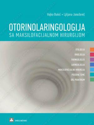 Otorinolaringologija sa maksilofacijalnom hirurgijom 36133