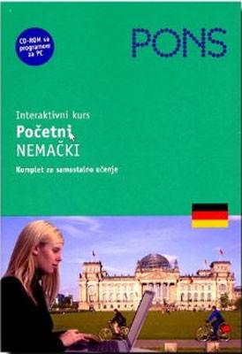 PONS Početni nemački - interaktivni kurs