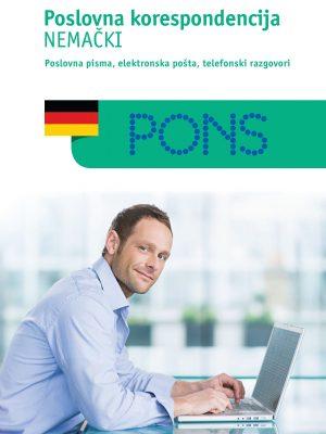 PONS Poslovna korespondencija - Nemački