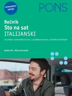 PONS Rečnik Sto na sat - Italijanski