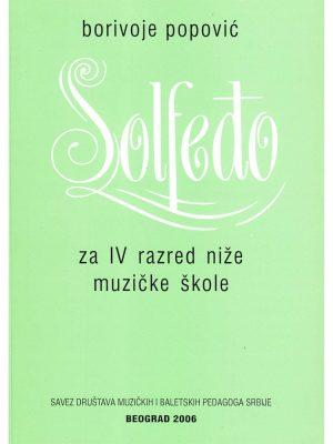 SOLFEĐO IV