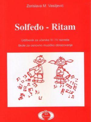 SOLFEĐO - RITAM 3 I 4