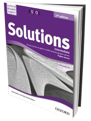 Solutions 2nd edition Intermediate - radna sveska