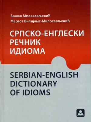 Srpsko-engleski rečnik idioma 34579