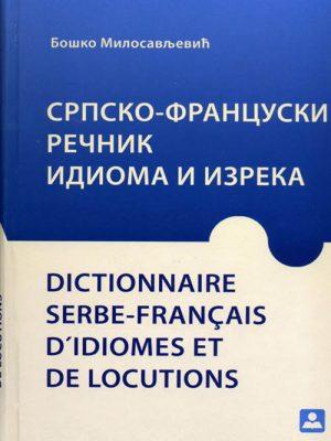 Srpsko-francuski račnik idioma i izreka 34575