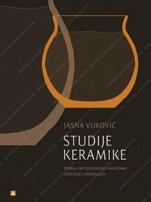Studije keramike: teorija i metodologija u analizama grnčarije u arheologiji 36616