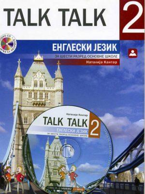 TALK TALK 2 - udžbenik 16612