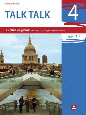 TALK TALK 4 - udžbenik 18612