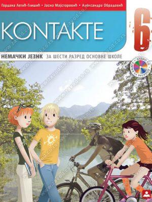 KONTAKTE 6 - udžbenik 16630
