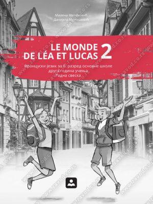 LE MONDE DE LEA ET LUCAS 2 - radna sveska 16646