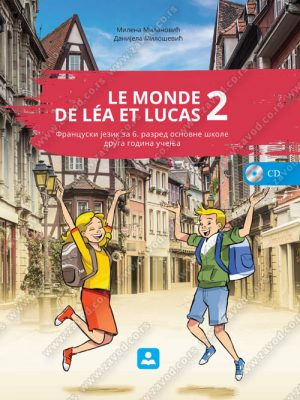 LE MONDE DE LEA ET LUCAS 2 - udžbenik 16645