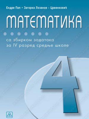 MATEMATIKA SA ZBIRKOM ZADATAKA IV 24175